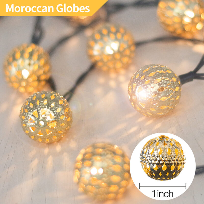 Moroccan Light String