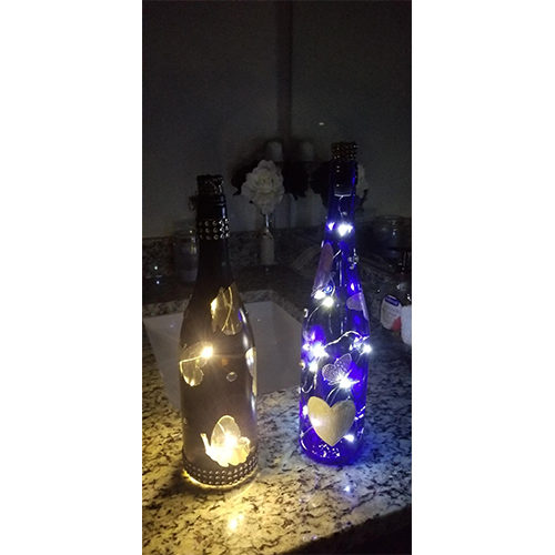 Wine Bottle Cork String Lights photo review