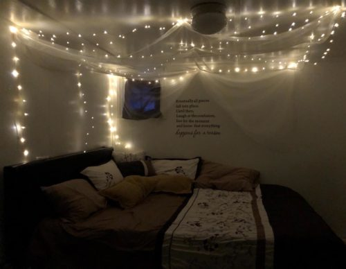 FAIRY STRING LIGHTS - 33Ft 100 LED photo review